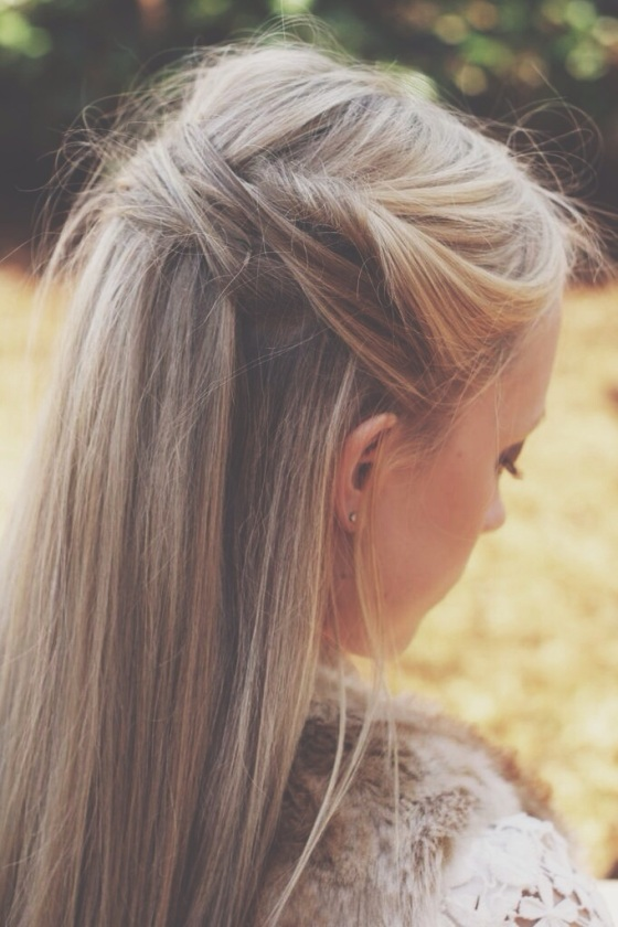 Hair by abbycmoorer | Pinterest Picks - Delicate Hairstyles to Try this Spring